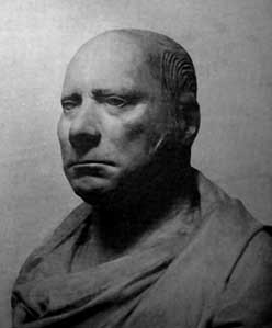 Cast of Smith's features 'taken years ago from the living subject' by Joseph Baker of Scarborough. Smith died in 1839, before photographic portraiture was possible. Baker noted in 1873 that 'the original mould is destroyed.'