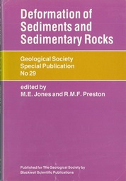 Deformation of Sediments and Sedimentary Rocks