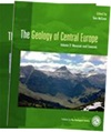 Geology of Central Europe paperback set