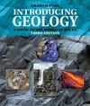 Introducing Geology 3rd edition