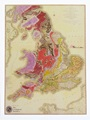 William Smith 1815 Geological Map GSL reproduction