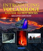 Introducing Volcanology 2nd edition front cover