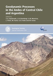 Geodynamic Processes in the Andes of Central Chile and Argentina