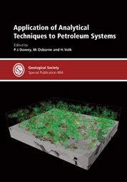 Application of Analytical Techniques to Petroleum Systems front cover