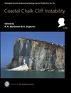 Coastal Chalk Cliff Instability