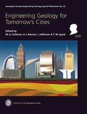 Engineering Geology for Tomorrow's Cities