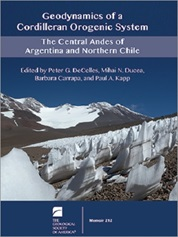 Geodynamics of a Cordilleran Orogenic System: The Central Andes of Argentina