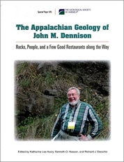 Appalachian Geology of John M. Dennison