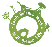 ESW 2018 badge with date
