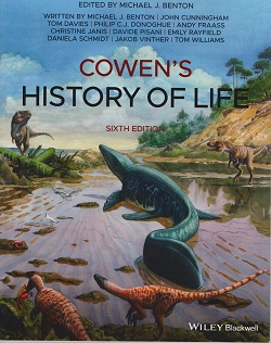 History of life cover