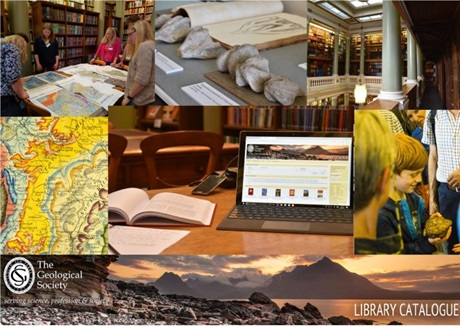 Geological Society Library Strategy
