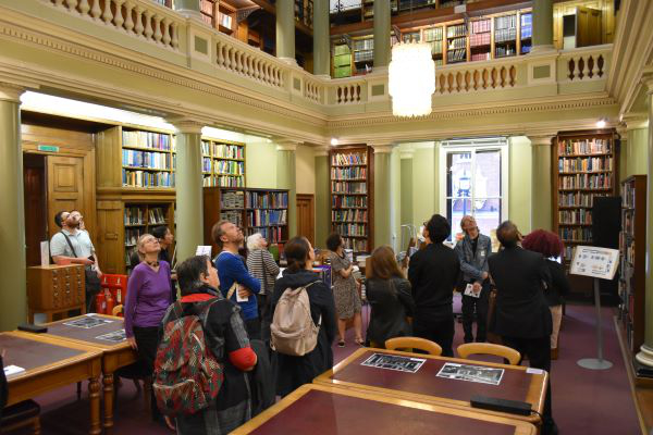 Geological Society Library