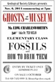 Ghosts of Museum Poster