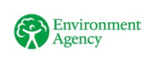 environment agency logo green man and tree in roundall with text