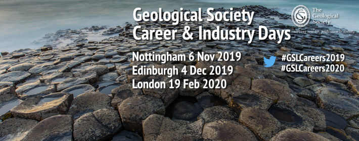 Geological Society Career and Industry Days